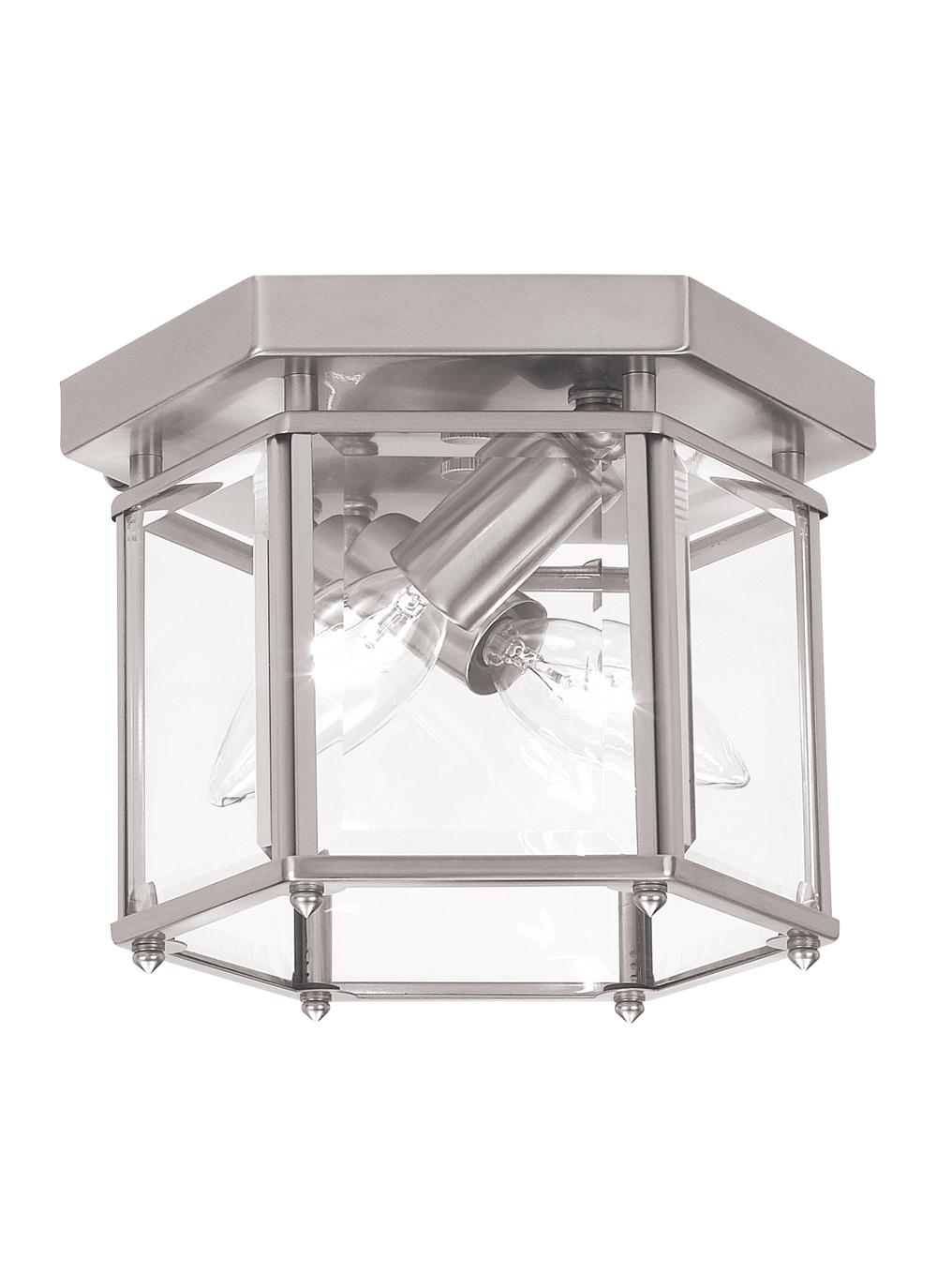 Sea Gull Lighting - Two Light Ceiling Flush Mount
