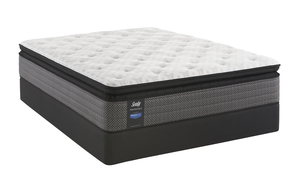 Thumbnail of Sealy Mattress - Garner Plush EPT Mattress with Ease 3.0 Adjustable Base