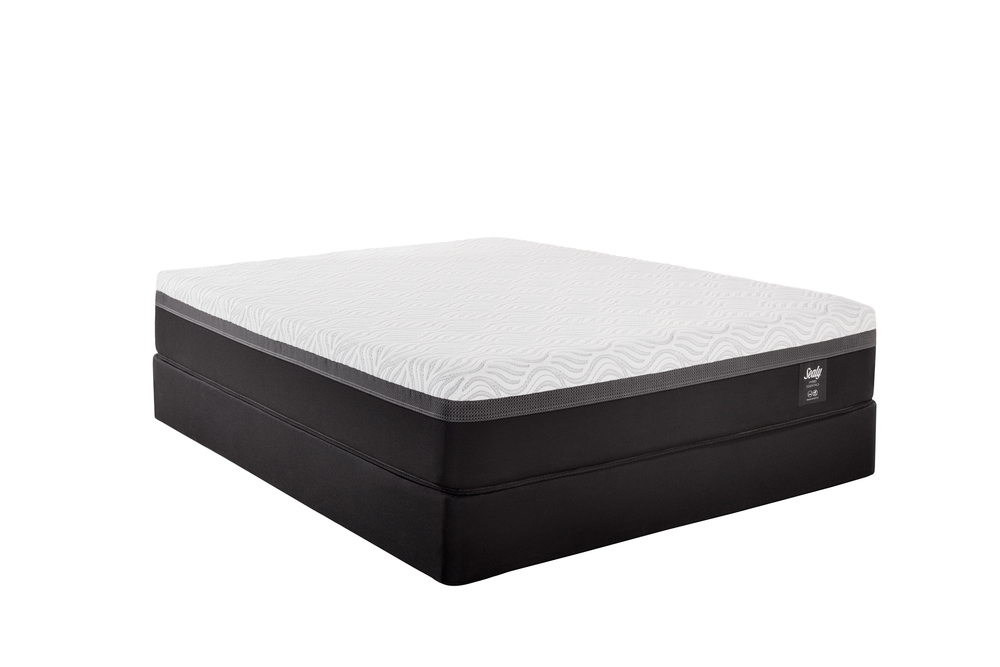 Sealy Mattress - Trust II Mattress with Ease 3.0 Adjustable Base