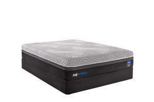Thumbnail of Sealy Mattress - Kelburn II Mattress with Ease 3.0 Adjustable Base