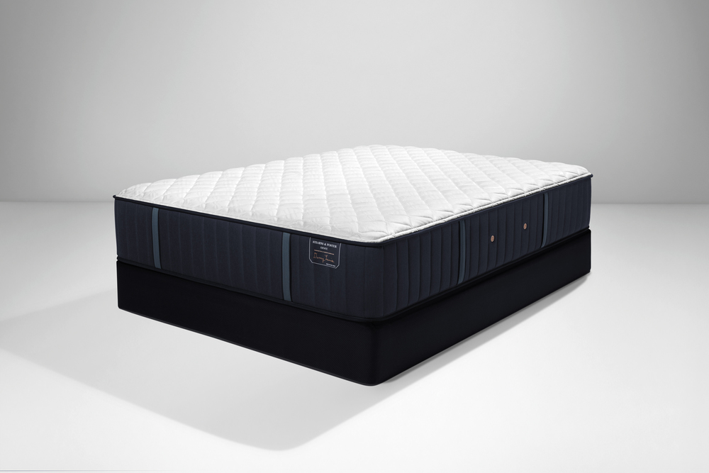 Sealy Mattress - Rockwell LUF Mattress with Standard Box Spring