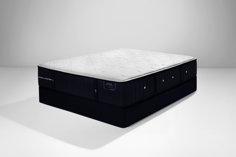 Sealy Mattress - Cassatt LUF Mattress with Standard Box Spring