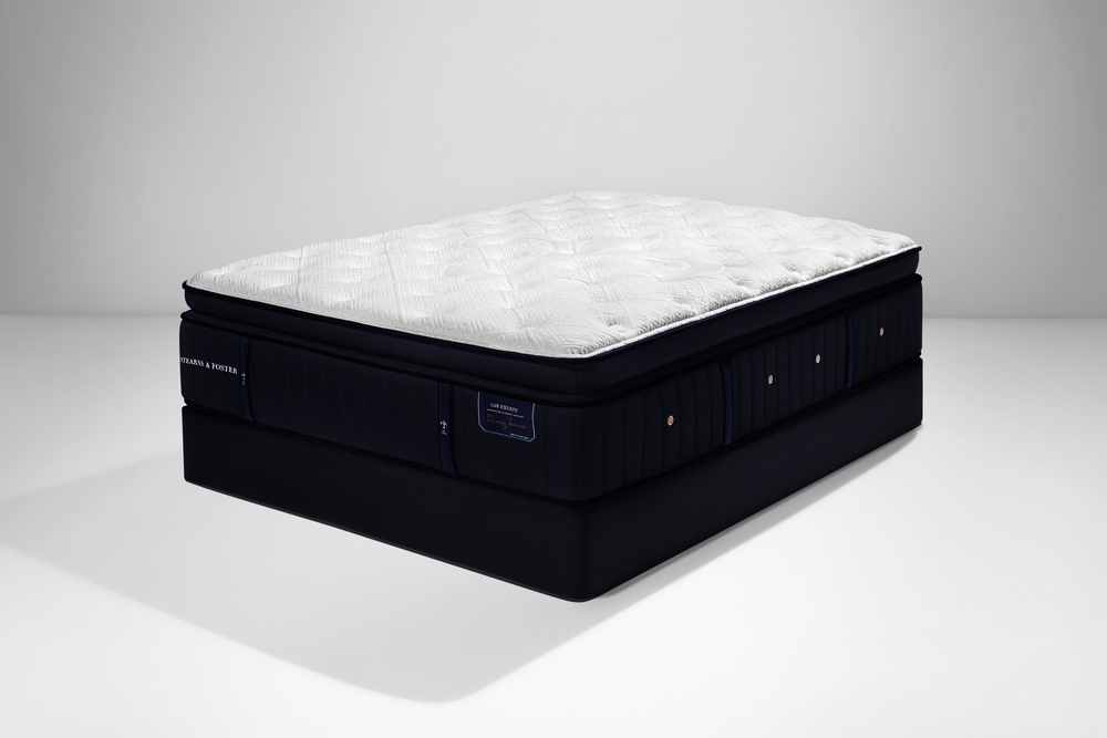 Sealy Mattress - Cassatt LUP EPT Mattress with Low Profile Box Spring