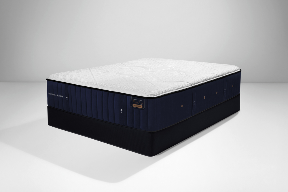 Sealy Mattress - Hepburn LXF Mattress with Low Profile Box Spring
