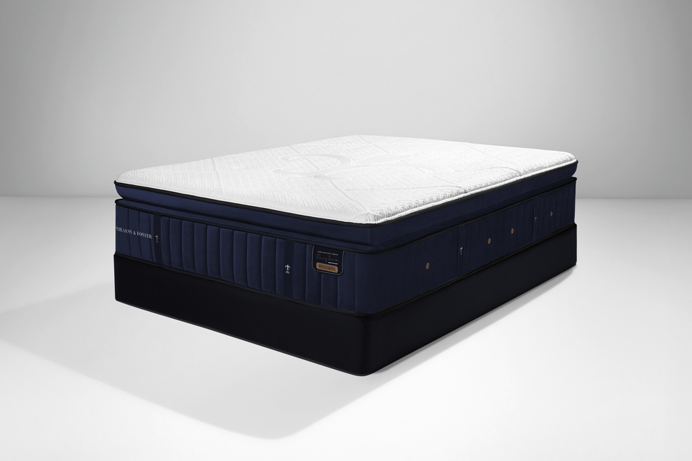 Sealy Mattress - Hepburn LXP EPT Mattress w/Low Profile Box Spring