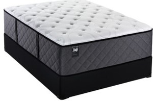 Thumbnail of Sealy Mattress - Overlook Circle Plush Mattress with Standard Box Spring