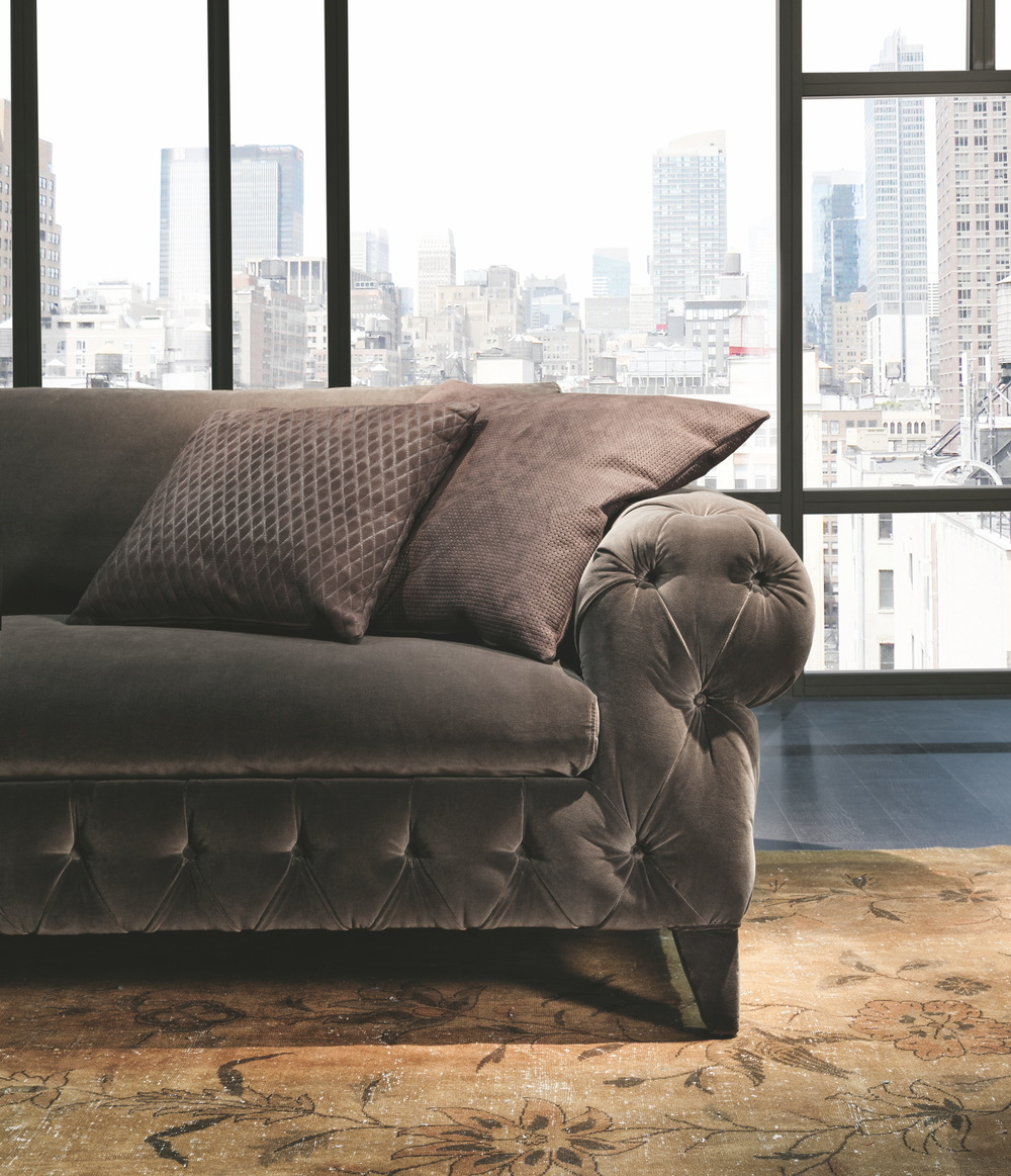Selva - Stitched Sofa