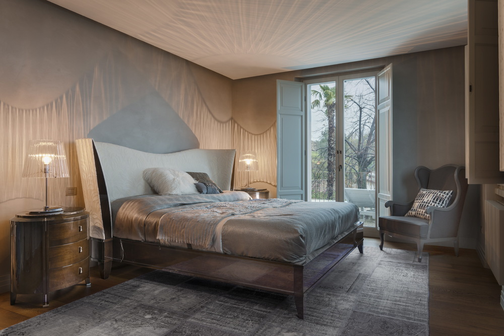 Selva - Double Bed Upholstered Headboard