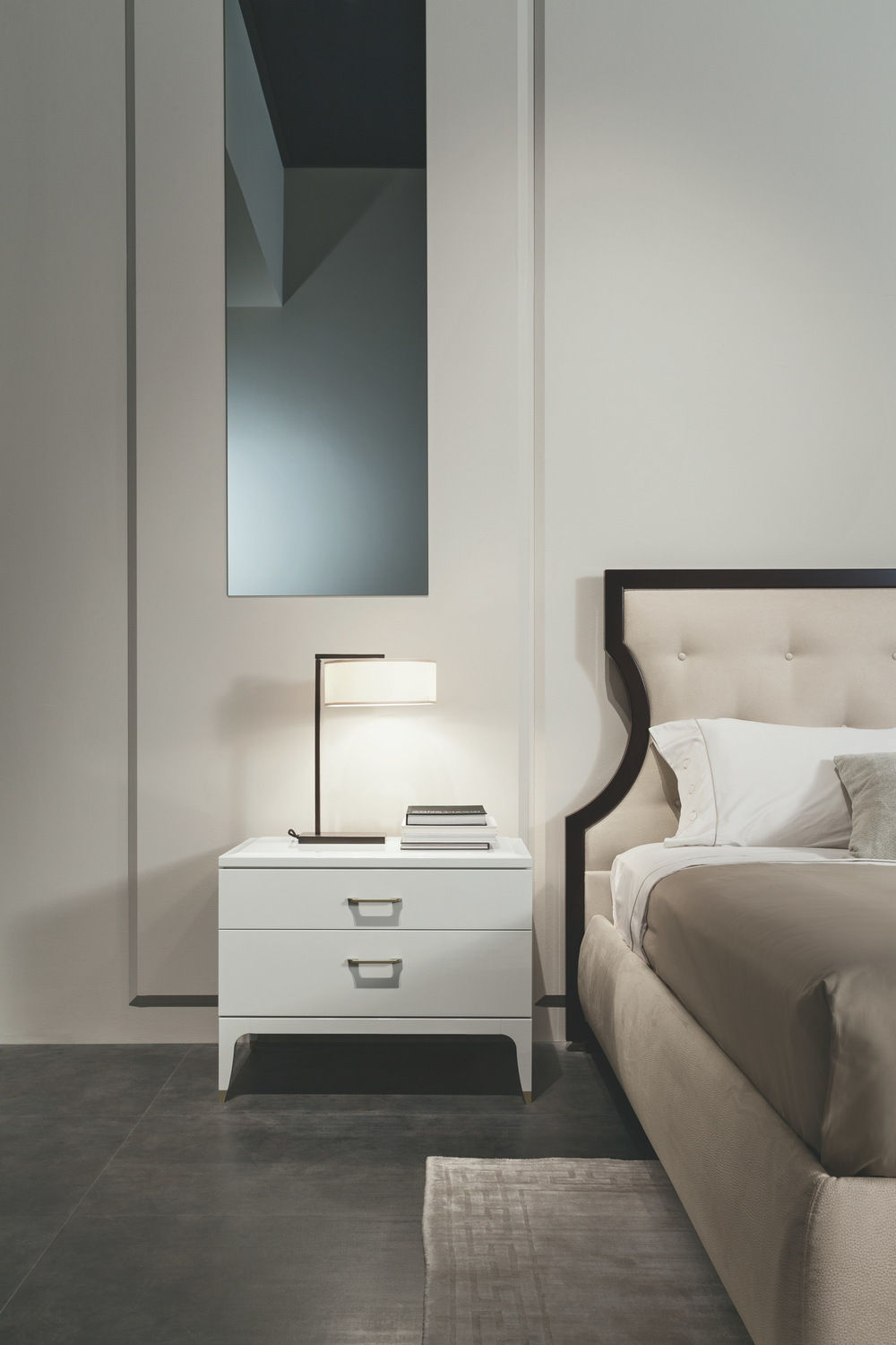 Selva - Upholstered Double Bed