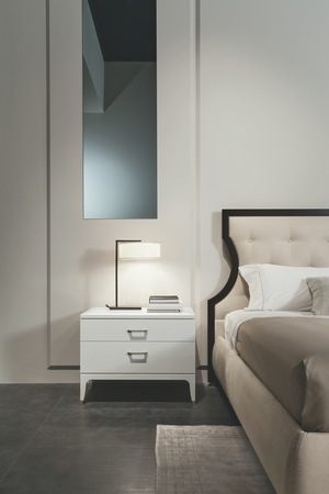 Thumbnail of Selva - Upholstered Double Bed