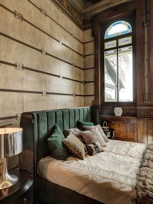 Thumbnail of Selva - Upholstered Double Bed Headboard