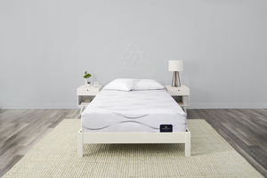Thumbnail of Serta Mattress - Merriam Luxe II Firm Mattress with Low Profile Box Springs
