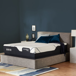 Thumbnail of Serta Mattress - iComfort Foam CF4000 Plush Mattress with Low Profile Box Spring