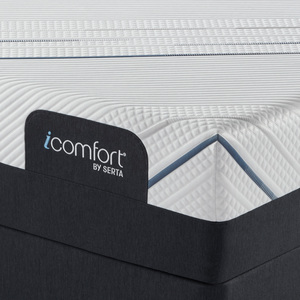 Thumbnail of SERTA MATTRESS COMPANY - iComfort Foam CF4000 Plush Mattress with Standard Box Spring