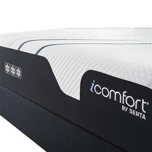 Thumbnail of Serta Mattress - iComfort Foam CF4000 Plush Mattress with Motion Perfect IV Adjustable Base