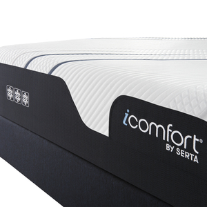 Thumbnail of Serta Mattress - iComfort Foam CF4000 Plush Mattress with Motion Essentials IV Adjustable Base