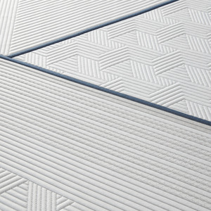 Thumbnail of Serta Mattress - iComfort CF3000 Non-Quilted Hybrid Plush Mattress with Motion Perfect IV Adjustable Base