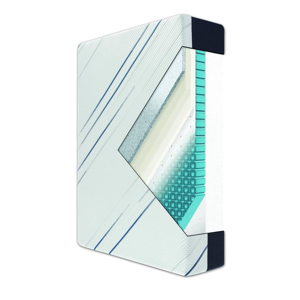 Serta Mattress - iComfort Foam CF4000 Firm Mattress