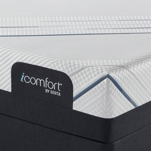 Thumbnail of Serta Mattress - iComfort Foam CF3000 Plush Mattress with Motion Essentials IV Adjustable Base