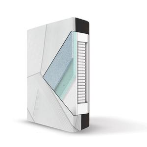 Thumbnail of Serta Mattress - iComfort CF1000 Non-Quilted Hybrid Medium Mattress with Low Profile Box Spring