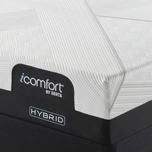 Thumbnail of Serta Mattress - iComfort CF1000 Non-Quilted Hybrid Medium Mattress with Motion Perfect IV Adjustable Base