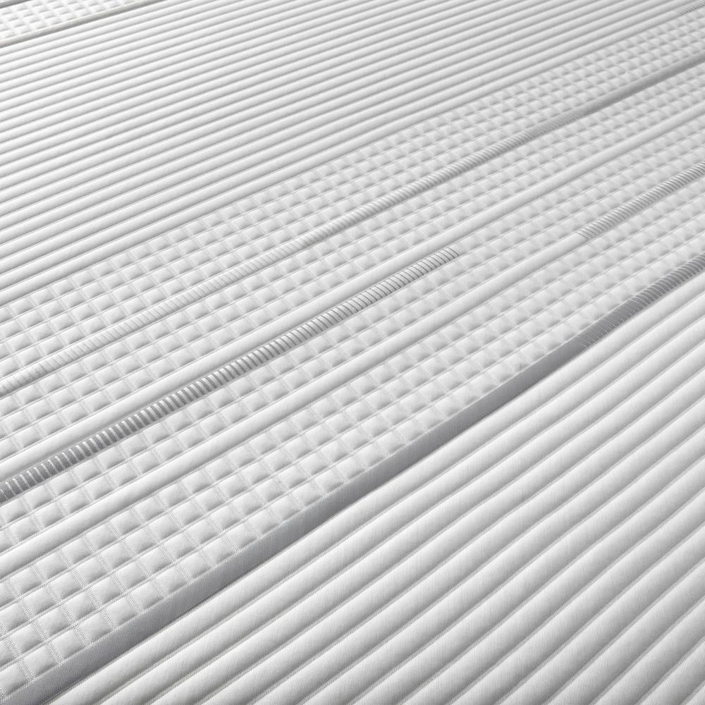 Serta Mattress - iComfort Foam CF1000 Medium Mattress with Low Profile Box Spring