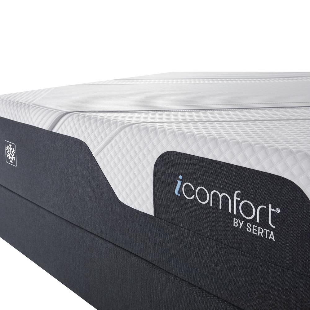 SERTA MATTRESS COMPANY - iComfort Foam CF1000 Medium Mattress with Standard Box Spring