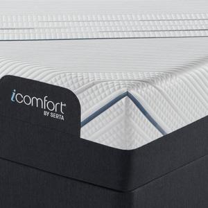 Thumbnail of Serta Mattress - iComfort Foam CF4000 Ultra Plush Mattress with Low Profile Box Spring