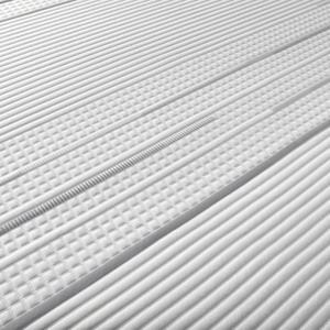 Thumbnail of SERTA MATTRESS COMPANY - iComfort Foam CF2000 Firm Mattress with Low Profile Box Spring