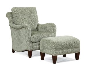 Thumbnail of Sherrill Furniture Company - Chair and Ottoman