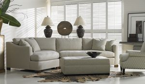Thumbnail of Sherrill Furniture Company - Two Piece Wedge Sectional