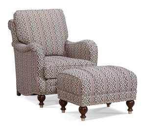 Thumbnail of Sherrill Furniture Company - Lounge Chair and Ottoman