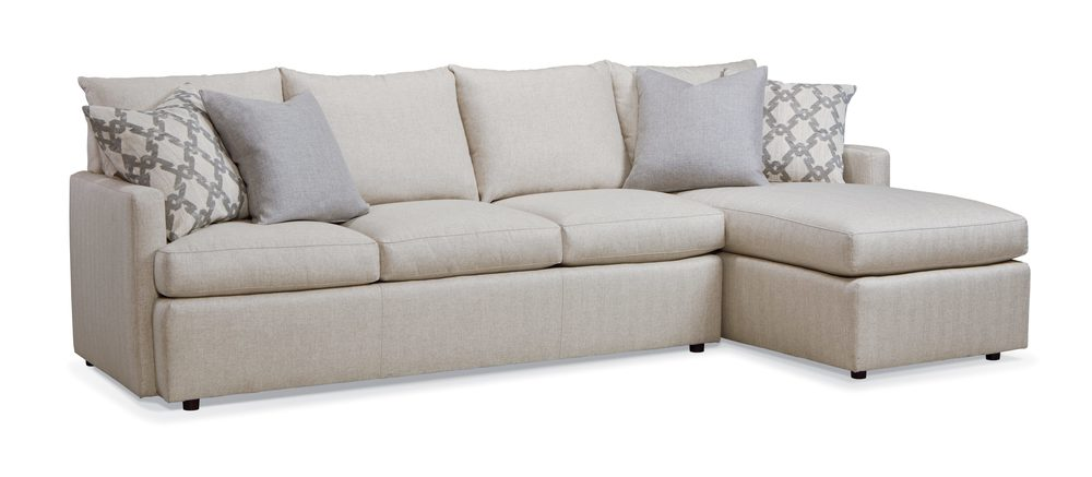 Sherrill Furniture Company - Two Piece Chaise Sectional