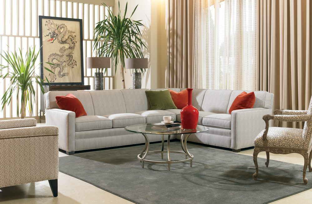 Sherrill Furniture Company - Design Your Own Sectional