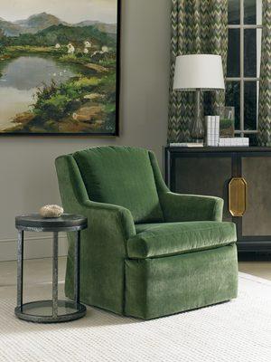 Thumbnail of Sherrill Furniture Company - Swivel Rocker