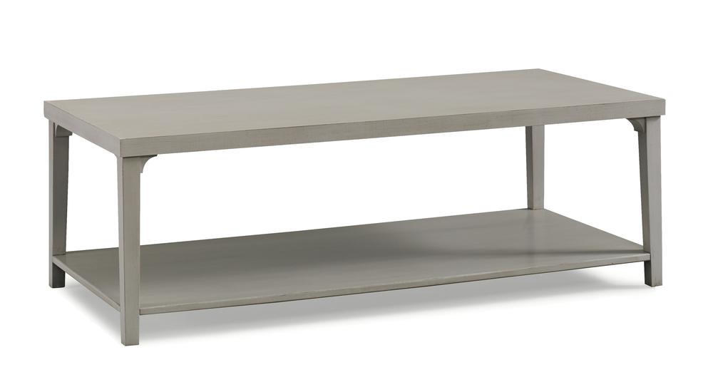 CTH-Sherrill Occasional - Corbel Cocktail Table