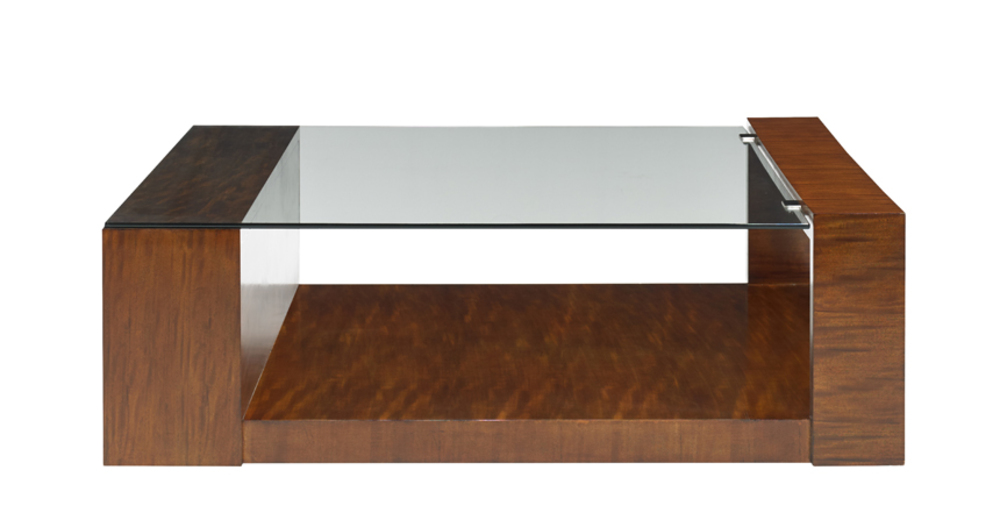 CTH-Sherrill Occasional - Ollie Storage Cocktail Table