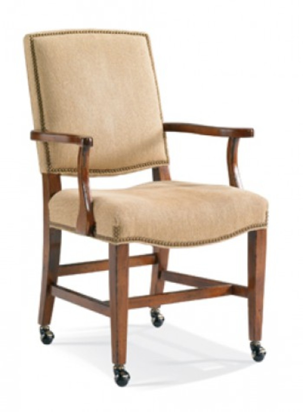 CTH-SHERRILL OCCASIONAL - Arm Chair with Casters