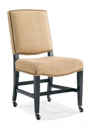 Thumbnail of CTH-Sherrill Occasional - Side Chair with Casters