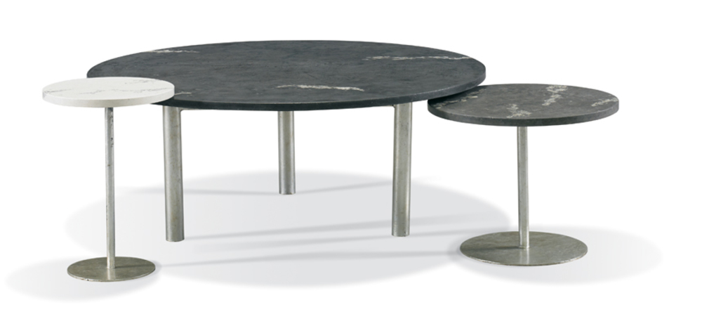CTH-Sherrill Occasional - Fraser Tables, Set/3