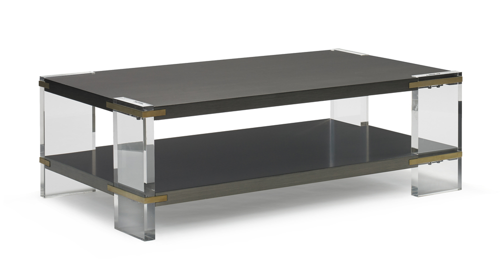 CTH-Sherrill Occasional - Theo Cocktail Table