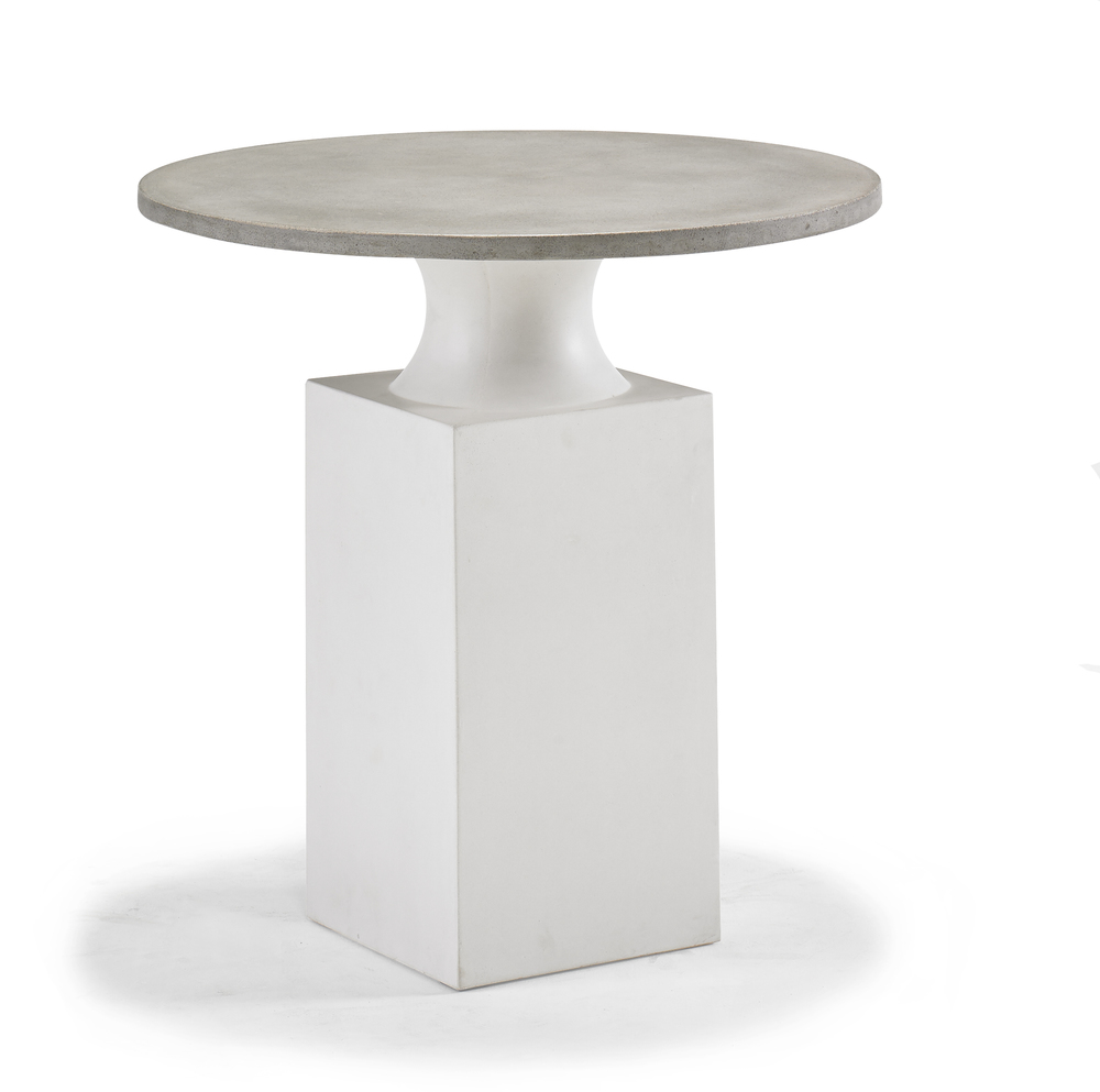 CTH-Sherrill Occasional - Santos Side Table