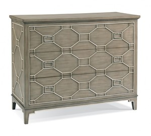 Thumbnail of CTH-Sherrill Occasional - Drawer Chest with Fret Work
