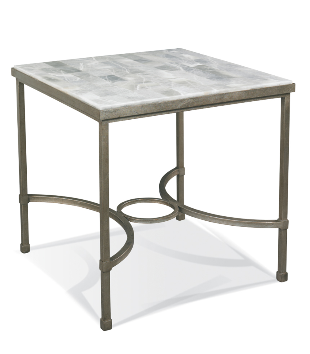 CTH-Sherrill Occasional - Square End Table