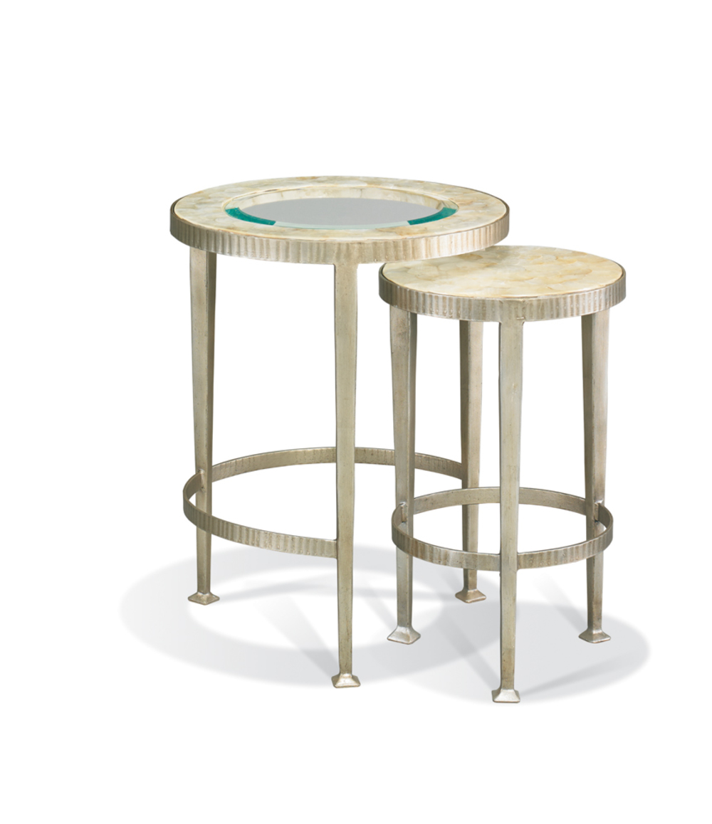 CTH-Sherrill Occasional - Round Nest of Tables