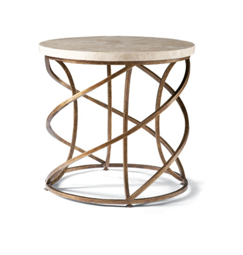 CTH-Sherrill Occasional - Round End Table