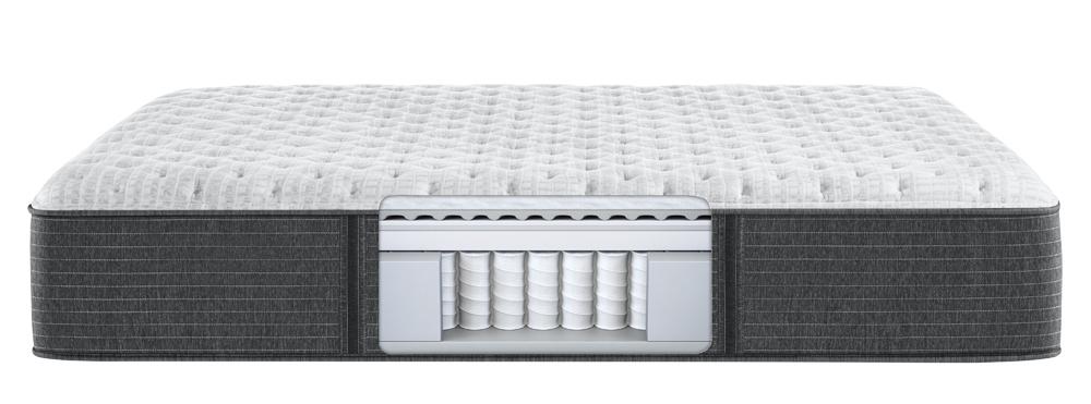 Beautyrest - BRS900-C Silver X Firm Mattress with Standard Box Spring