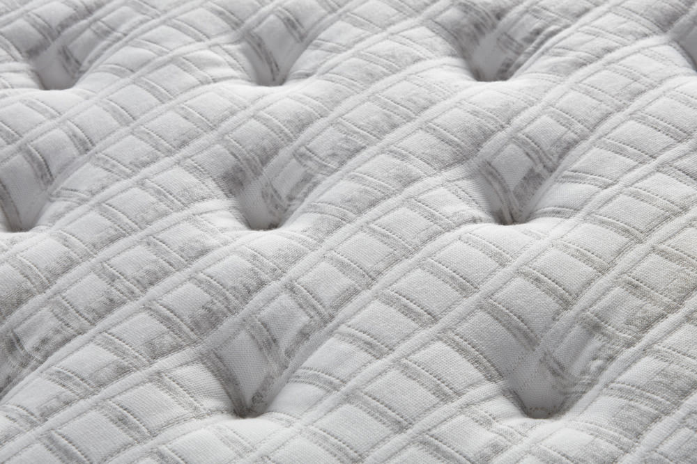 Beautyrest - BRS900-C Silver X Firm Mattress with BR Advanced Motion Base