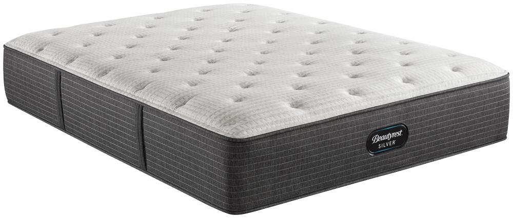 Beautyrest - BRS900-C Silver Plush Mattress