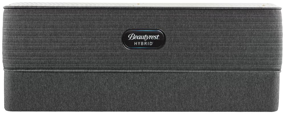 Beautyrest - BRX 1000-IP Hybrid Medium Mattress with Standard Box Spring